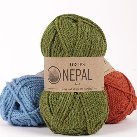 b2184ab4 Kjøp DROPS Nepal hos Nøstenett - Nøstenett - Dine nøster, rett hjem!